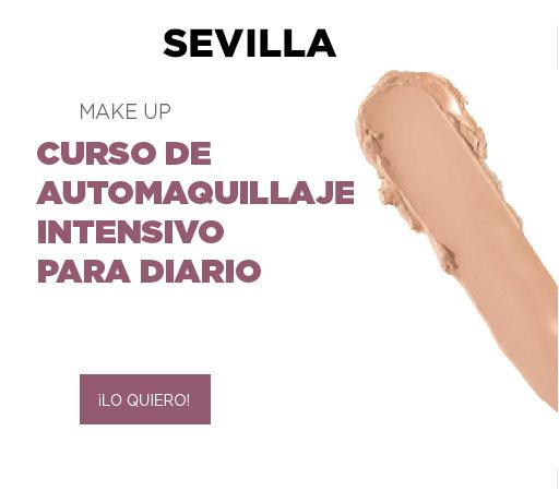 Curso De Automaquillaje Intensivo Sevilla