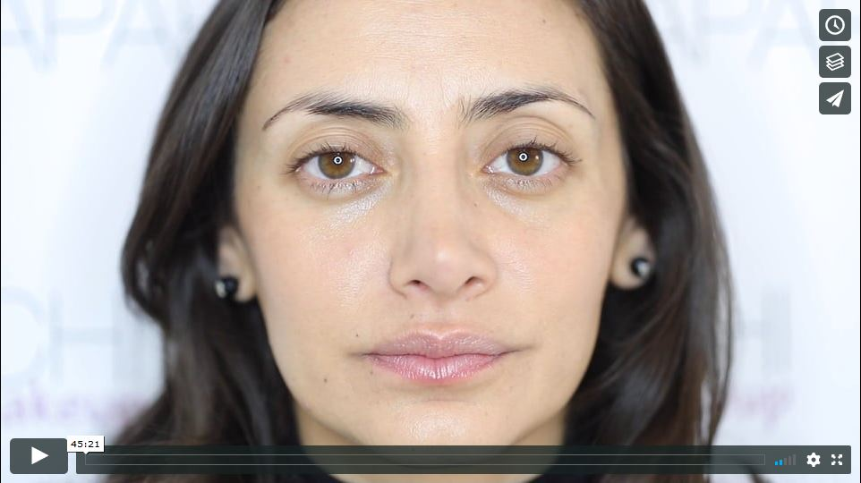 LECCIÓN 4: Ojos Globulosos o Saltones, Párpado Móvil Superior e Inferior muy Redondo